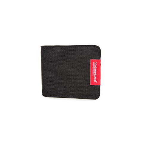 Manhattan Portage William Wallet One Size (Black)