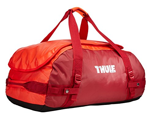 Thule Chasm Duffel Bag, Roarange, Medium (70L)