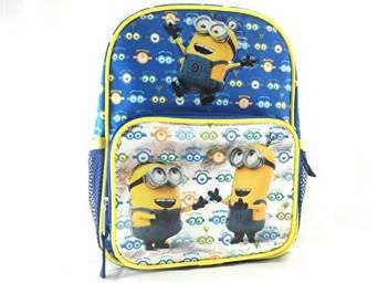 Despicable Me Minions Look At You 10 Inches Backpack-36592