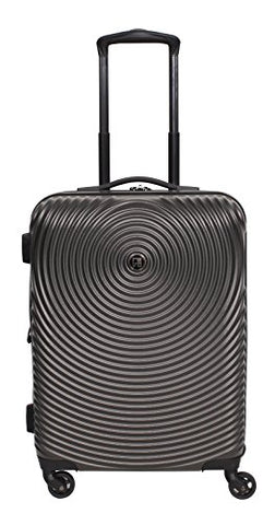 Revo Radar Hardside Expandable 20-Inch Spinner Charcoal