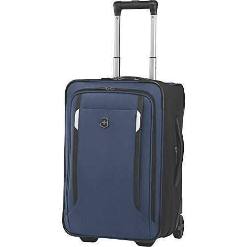 Victorinox Werks Traveler 5.0 Wt 20 2-Wheel, Navy Blue