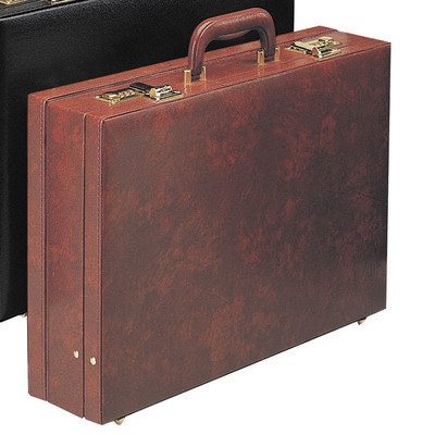 Bellino Attaché Case Color: Burgundy