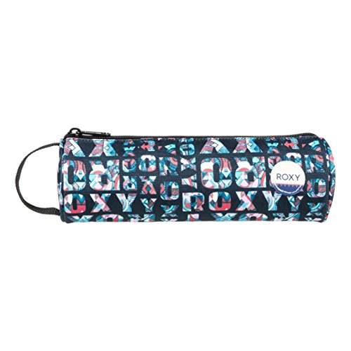 Roxy Off The Wall Pencil Case - Anthracite Small