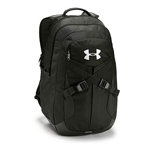 Under Armour Recruit Backpack 2.0, Artillery Green (357)/Silver, One Size Fits all