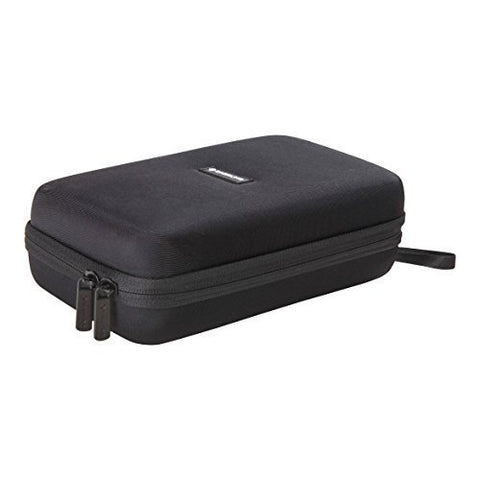"Caseling Universal Electronics/Accessories Hard Travel Carrying Case Bag, 9.5"" X 5.25"" X 2.85"" -"