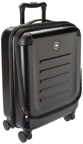 Victorinox Luggage Spectra 2.0 Dual-Access Global Carry-On, Black, One Size