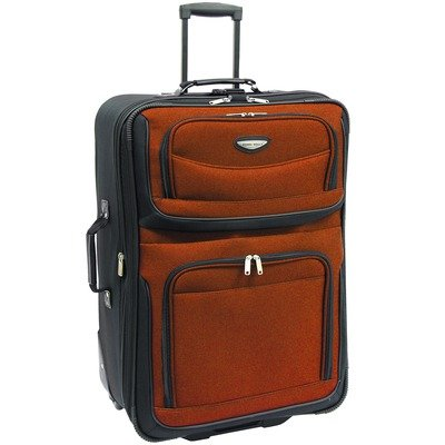 "Travelers Choice Travel Select Amsterdam 29"""", Gray"