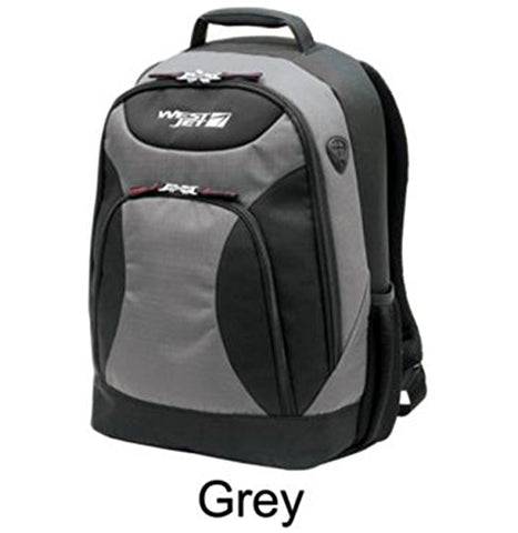 "Westjet X-Terrain Lightweight Luggage Laptop Backpack 17""-Grey"
