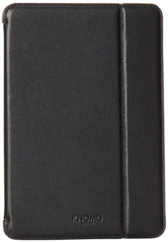 Knomo Luggage Ipad Mini Retina Folio Case 8 X 5.5 X .6, Black, One Size