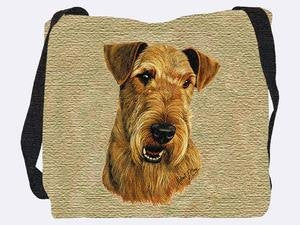 Airedale Tote Bag - 17 X 17 Tote Bag