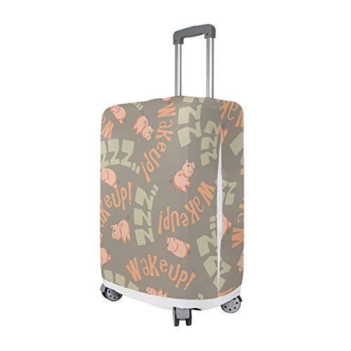 GIOVANIOR Sport Luggage Cover Suitcase Protector Carry On Covers