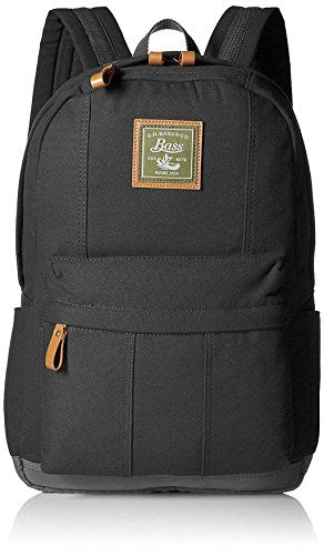 G.H. Bass & Co. Tamarack Backpack, Grey, One Size