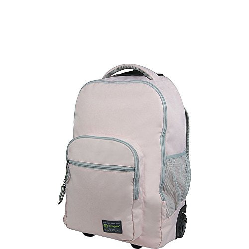 Ecogear Laptop Rolling Dhole Backpack, Baby Pink One Size