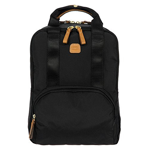 Bric's X-Bag/x-Travel 2.0 Urban Business Tablet Laptop Backpack, Black, One Size