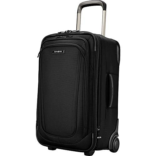 Samsonite Silhouette 16 Expandable 2-Wheeled Carry On (Obsidian)