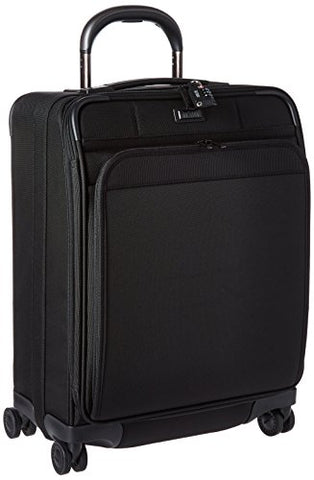 Hartmann Ratio Domestic Carry On Expandable Glider, True Black
