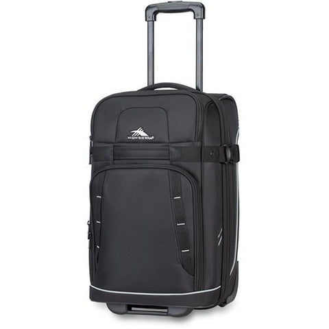 High Sierra Evanston Carry-on Upright (Black/Ash)