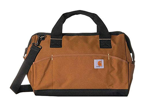Carhartt Trade Series Tool Bag, Large, Carhartt Brown