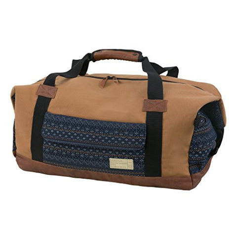 Hex Stinson Relay Duffel (Tan/Navy - Hx1842-Tnnv)