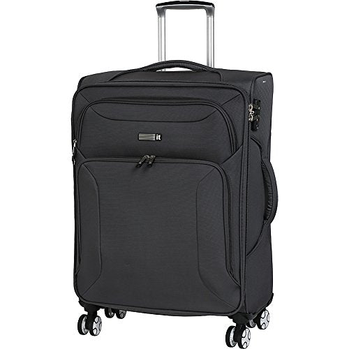 "it luggage Megalite Fascia 26.6"" Expandable Checked Spinner Luggage"