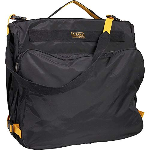 A.Saks Expandable Deluxe Garment Bag