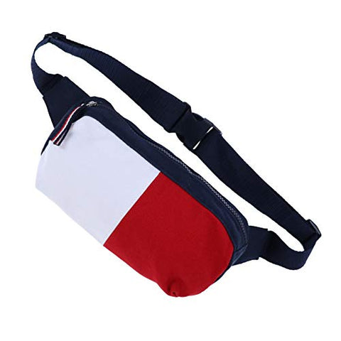 Tommy Hilfiger Canvas Colorblock Waist Pack