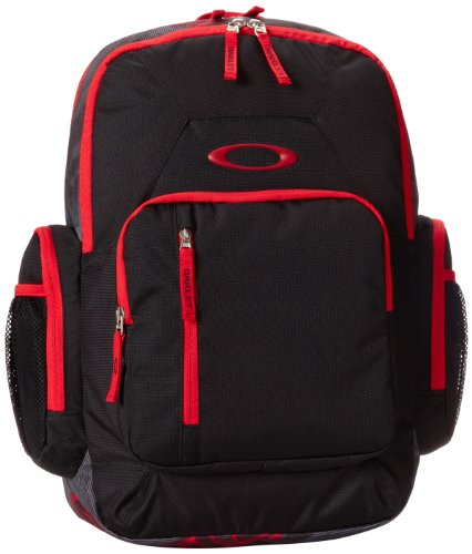 Oakley Men's Works Pack 25L-266 Backpack, Grey Red, One Size