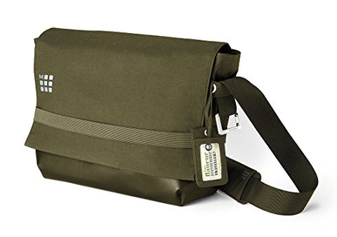 Moleskine Mycloud Messenger Bag (Women) - Moss Green