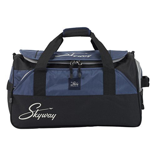 Skyway Sodo 22-inch Carry-on Duffel Bag, Navy Blue One Size