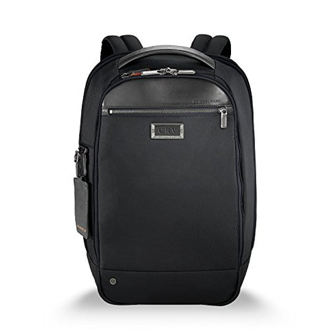 Briggs & Riley @Work Medium Slim Backpack, Black