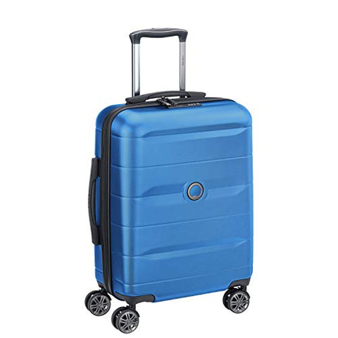 Delsey Paris Suitcase, Blue