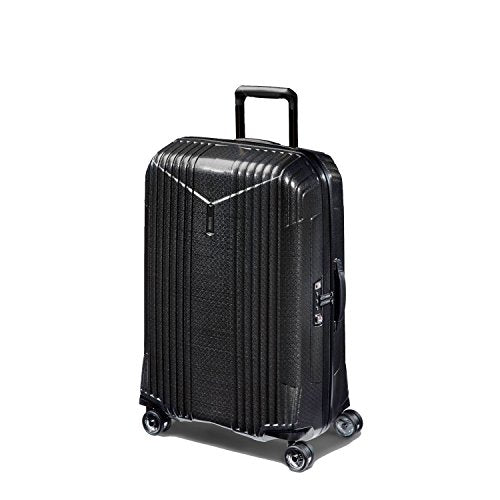 "Hartmann 7R Large Hardsided Spinner Suitcase, 30"" Rolling Luggage in Black"