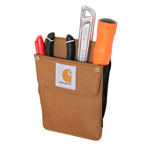 Carhartt Gear 482728B Work Pocket - One Size Fits All - Carhartt Brown