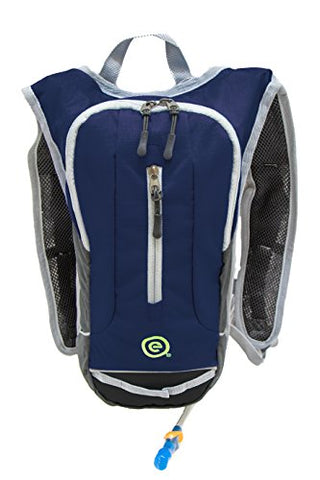 ecogear Minnow 1.5 Liters Hydration Pack, Egyptian Blue One Size