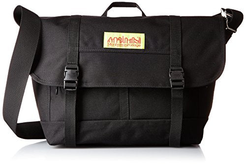 Manhattan Portage Medium NY Bike Messenger Bag (Black)