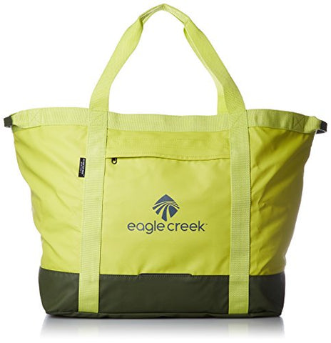 Eagle Creek No Matter What Gear Tote-Large, Strobe Green