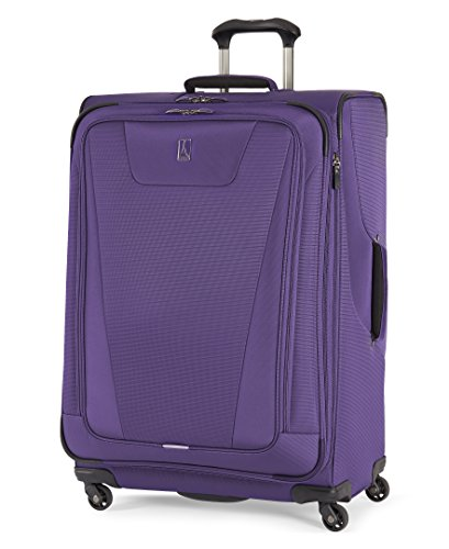 Travelpro Maxlite 4 Expandable 29 Inch Spinner Suitcase, Purple