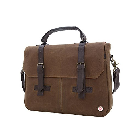 Token Bags Waxed Cortelyou Bag, Field Tan, One Size