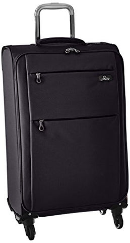 Skyway FL Air 20-Inch 4 Wheel Expandable Carry-On, Gray