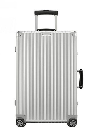 "Rimowa Classic Flight Carry on Luggage IATA 21"" Inch Cabin Multiwheel TSA Suitcase Silver"