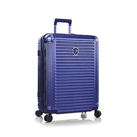"Heys America Edge Fashion 26"" Spinner Luggage With TSA Lock (Cobalt Blue)"