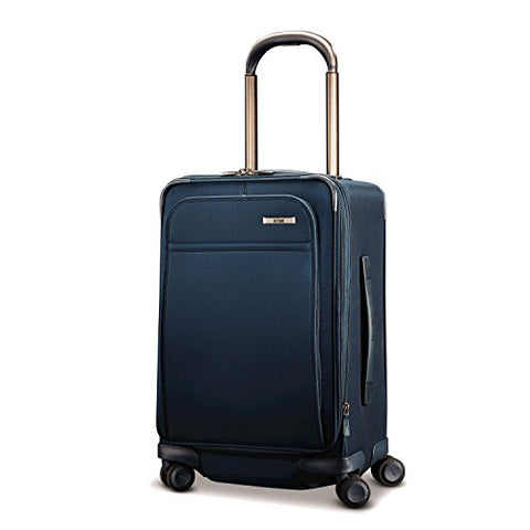 "Hartmann Metropolitan 20"" Global Carry-On Expandable Spinner (HARBOR BLUE)"