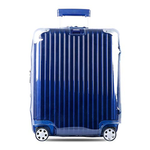Luggage Cover Protector Clear Pvc Suitcase Protective Cover With Zipper For Rimowa Limbo