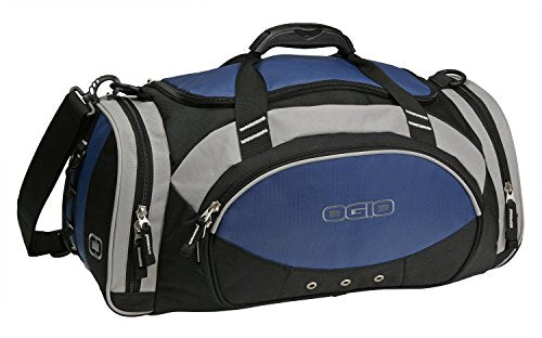 Ogio All Terrain Duffle Bag, Navy