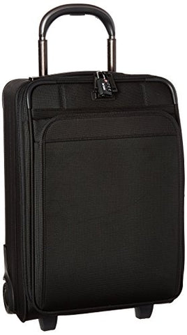 Hartmann Ratio Global Carry On Expandable Upright, True Black