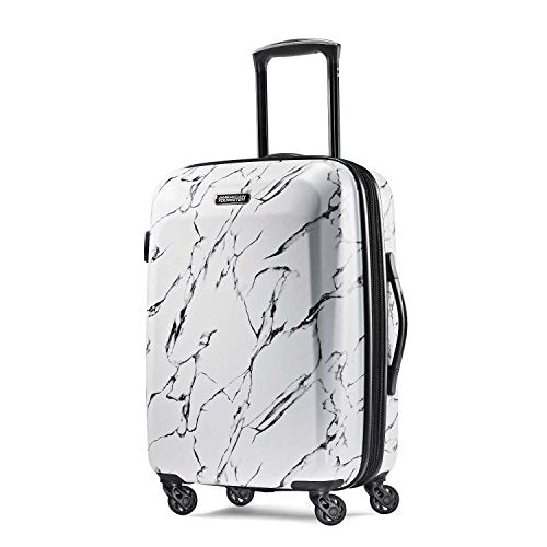 Amazon.com | American Tourister Moonlight Spinner 21, Rose Gold | Suitcases