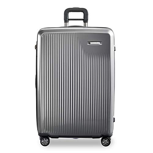 Briggs & Riley Sympatico Large Cx Spinner (Silver)