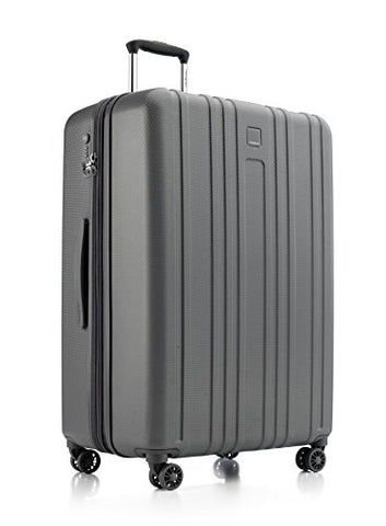 "Hedgren Gate Lex-28"" Hardside Luggage, Tornado Grey"