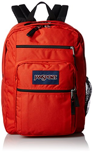 Jansport Big Student Classics Series Backpack - High Risk Red