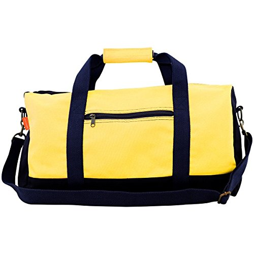 Cb Station Adventure Duffel (Yellow/Navy)